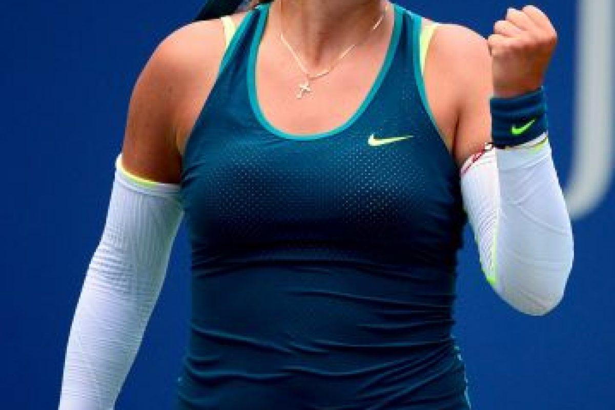 Tiene 2 títulos de Grand Slam. Foto:Getty Images