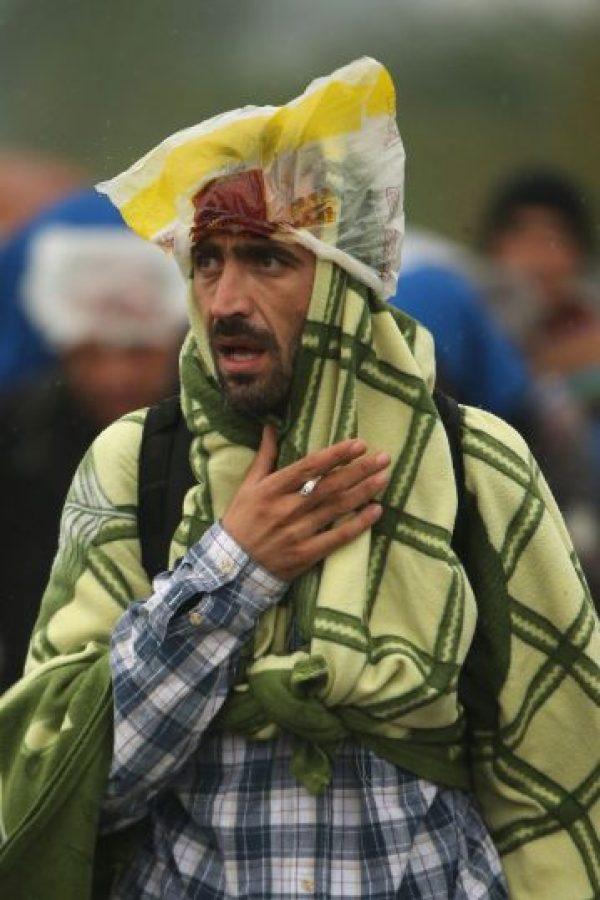Hecho que se ha repetido en Hungría. Foto:Getty Images