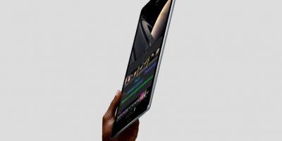Apple afirmó ayer que su iPad Pro es la más grande también y más potente tableta jamás creada Foto:Apple