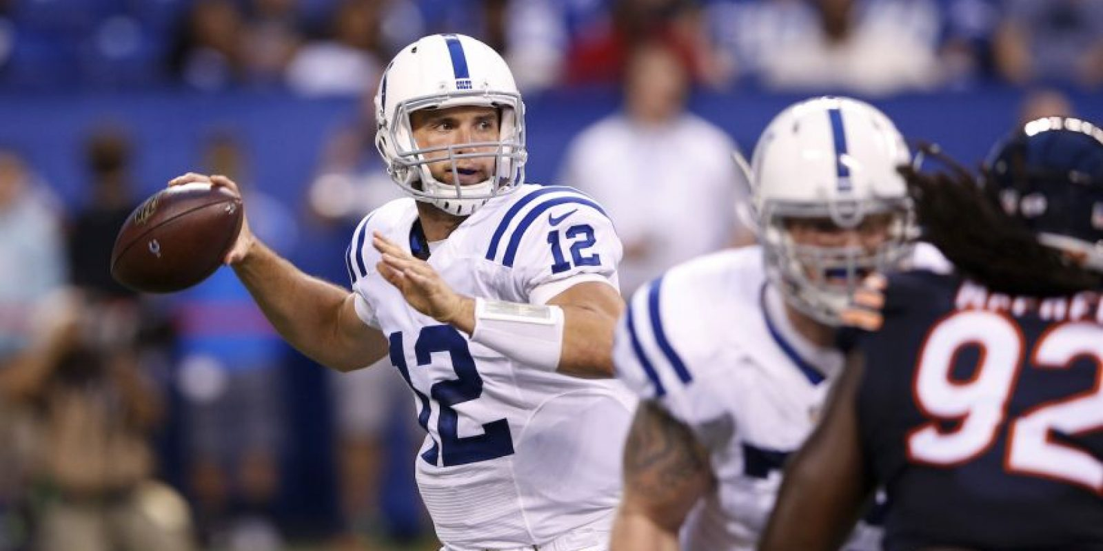 Andrew Luck Foto:Getty Images