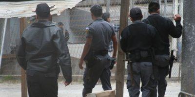 Guardias penitenciarios en paro por un bono de Q2 mil 500