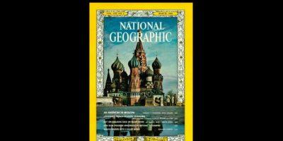 Marzo 1966. La revista ilustró la vida urbana en la Unión Soviética a mediados de los años 1960. Foto:Vía nationalgeographic.com