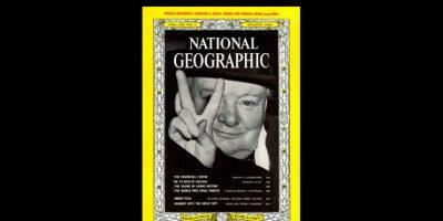Augosto 1965. Número especial dedicado al primer ministro británico Winston Churchill. Foto:Vía nationalgeographic.com