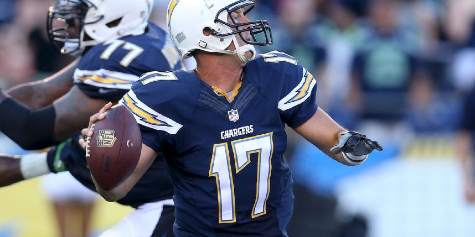 2. Philip Rivers Foto: Getty Images