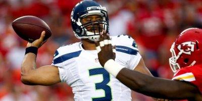 Russell Wilson Foto:Getty Images