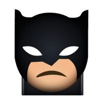 Batman Foto: Emojipedia