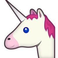 Unicornio Foto:Emojipedia