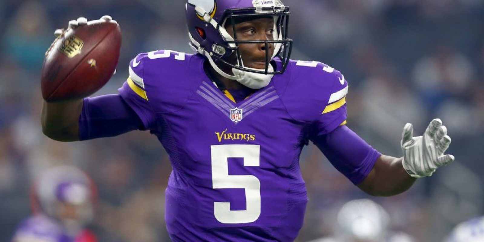 Minnesota Vikings Foto:Getty Images