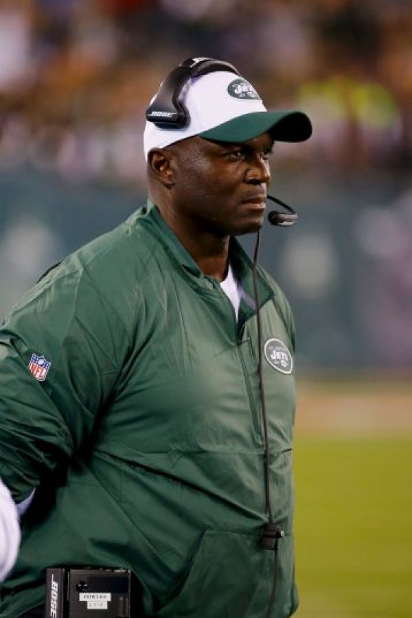 Todd Bowles (Jets) Foto: Getty Images