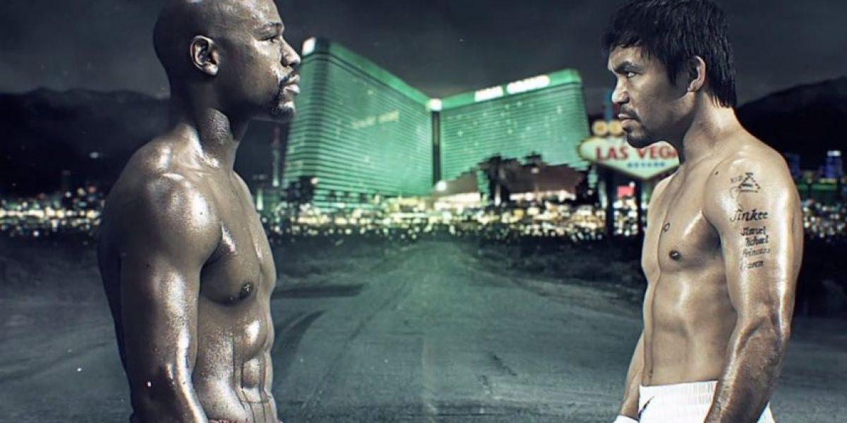 Acusan a Floyd Mayweather de dopaje previo a la pelea contra Manny Pacquiao