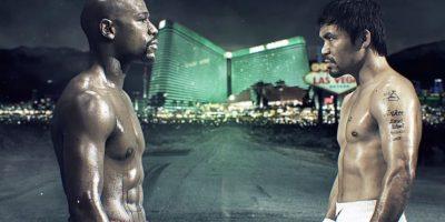 """Regresan las polémicas por """"La Pelea del Siglo"""", el combate disputado entre Floyd Mayweather y Manny Pacquiao el pasado 2 de mayo. Foto:HBO"""