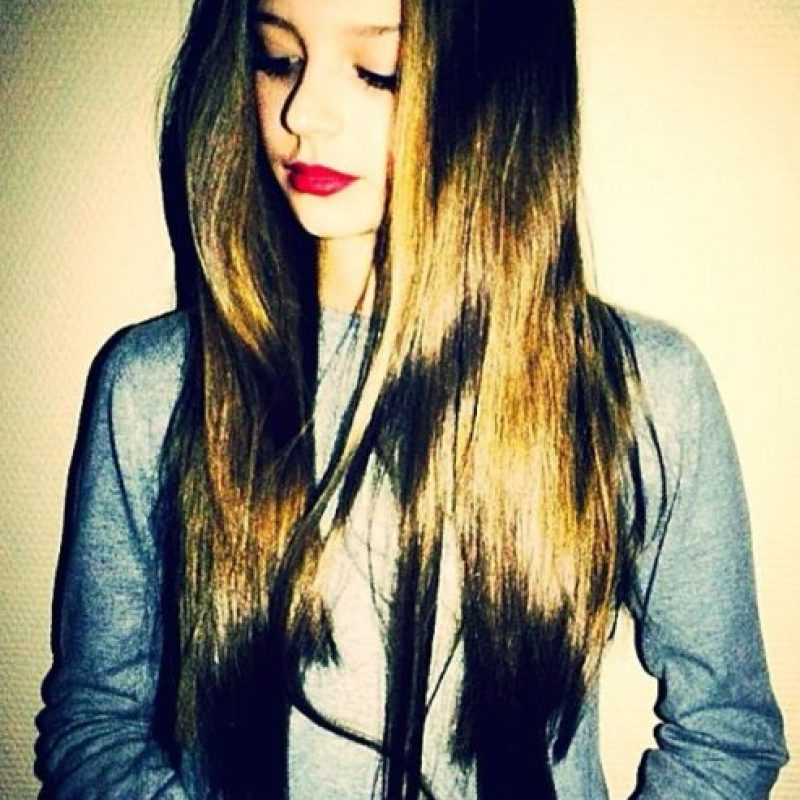 Tiene 17 años. Foto:Vía twitter.com/alexa_soldatova