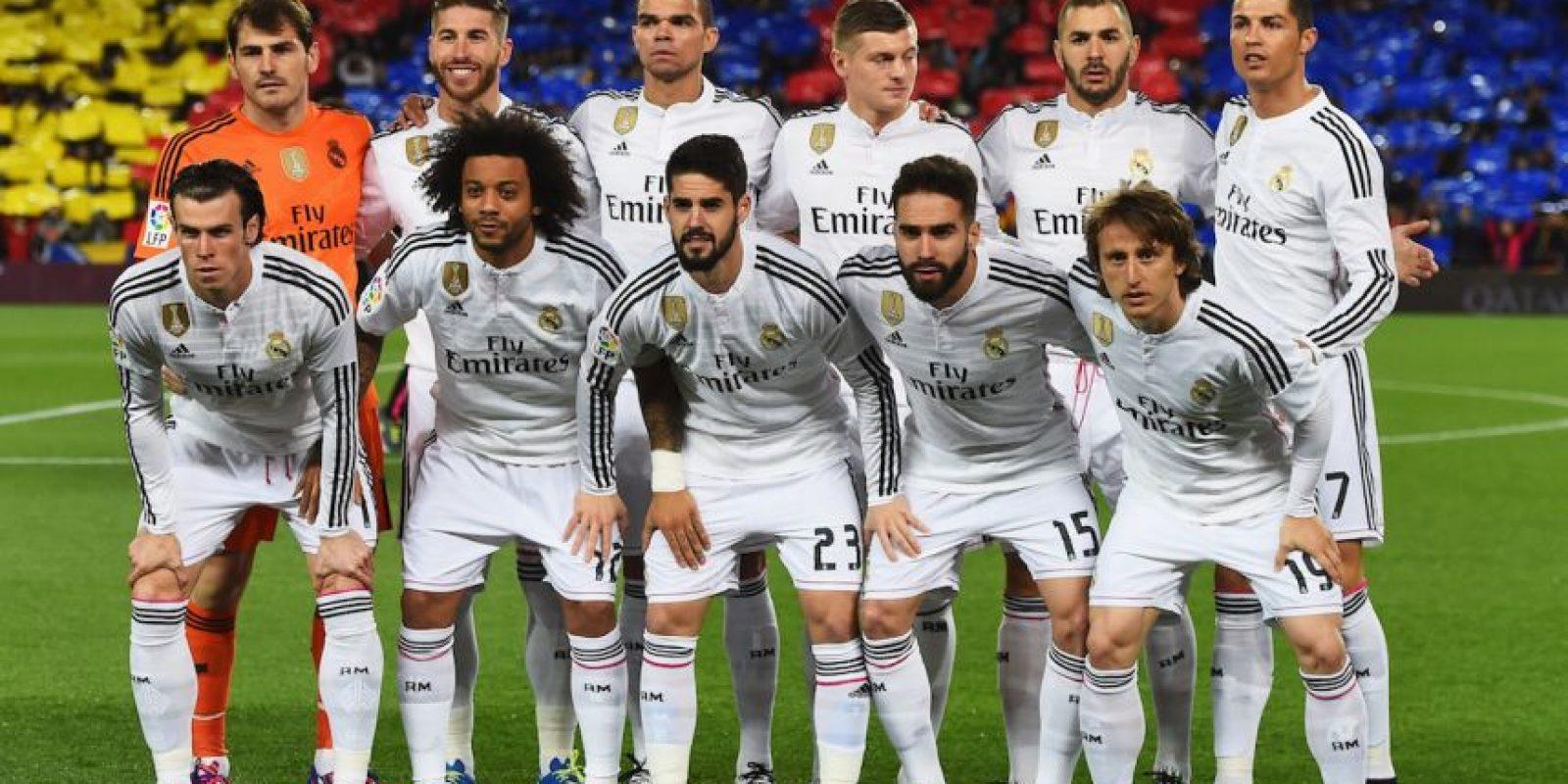 2. Real Madrid / Al igual que el Bayern Munich, el Real Madrid donará un millón de euros para los refugiados sirios que sean recibidos en España. Foto:Getty Images