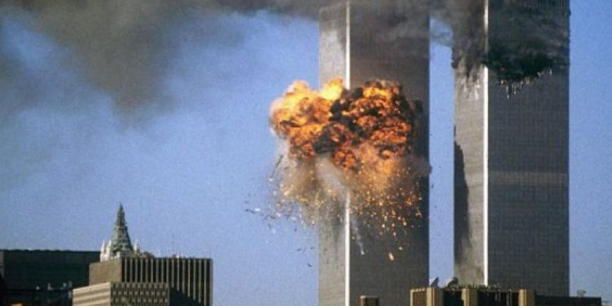 VIDEO. Las imágenes más impactantes del ataque 9/11
