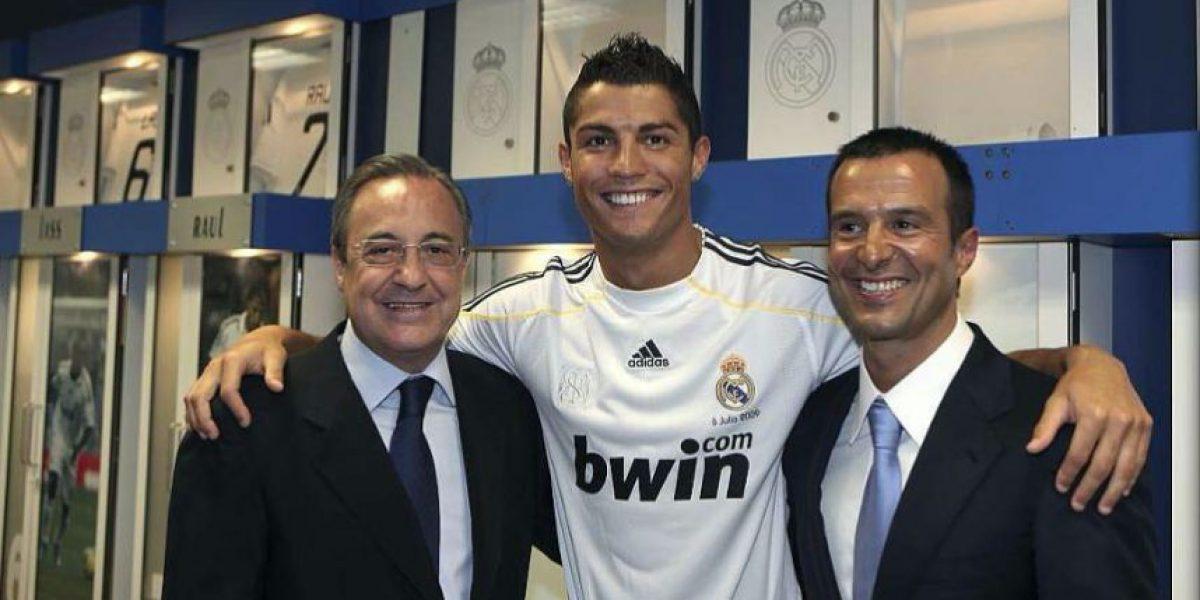 El Real Madrid rompe su relación con el intermediario de fichajes más importante
