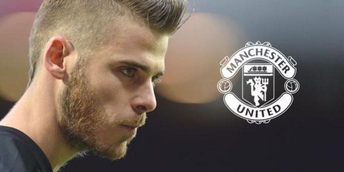 Fin de la novela de De Gea: Con Manchester United hasta 2019