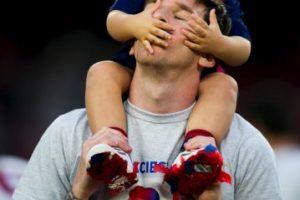 Thiago nació en 2012 Foto:Getty Images