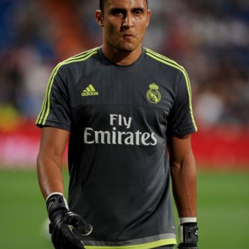 3. Keylor Navas (Real Madrid/Costa Rica) Foto: Getty Images