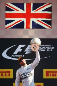 Es el actual monarca y líder de la F1 Foto: Getty Images