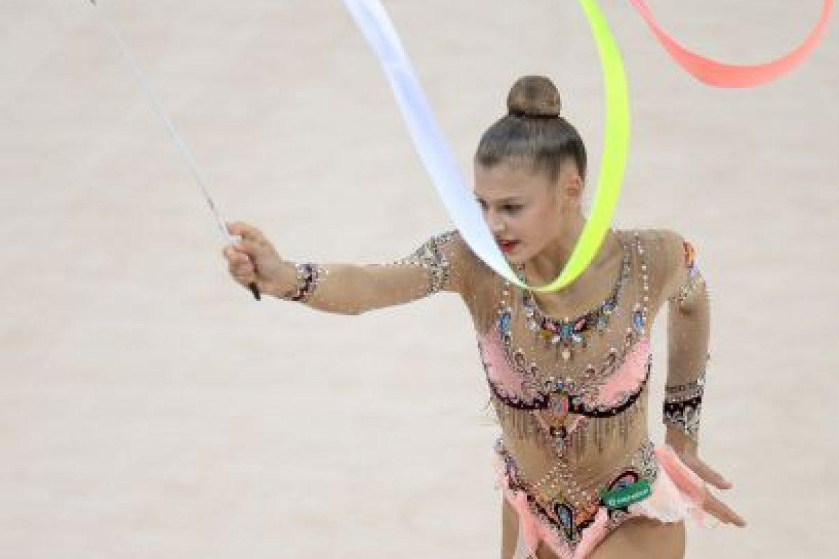 4. Aleksandra Soldatova (Rusia) Foto:Getty Images