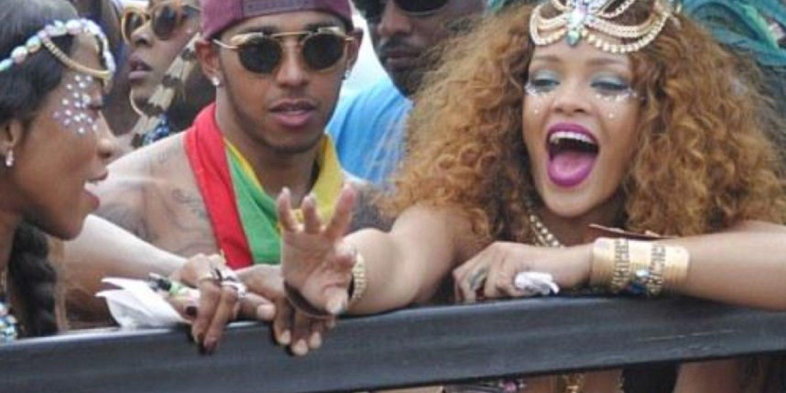 El mes pasado se dejó ver en el Carnaval de Barbados al lado de Rihanna Foto:Vía instagram.com/badgalriri