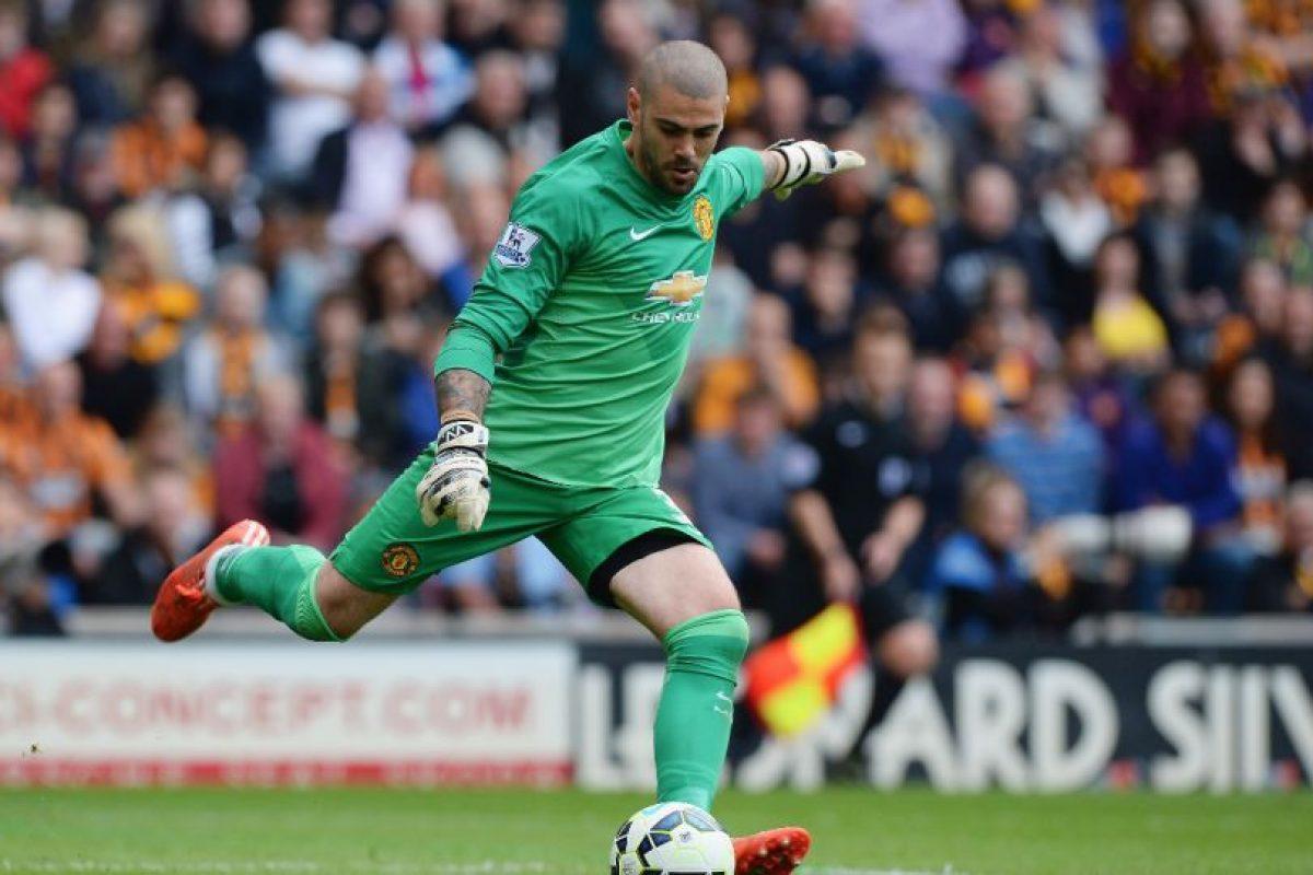 DIscutieron y fue enviado a las divisiones menores del Manchester United, este año no fue registrado ni para la Champions League. Foto:Getty Images
