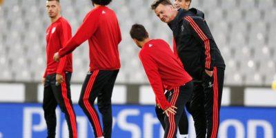 No entraba en planes para esta temporada y tuvo que buscar otra opción en el Bayer Leverkusen. Foto:Getty Images