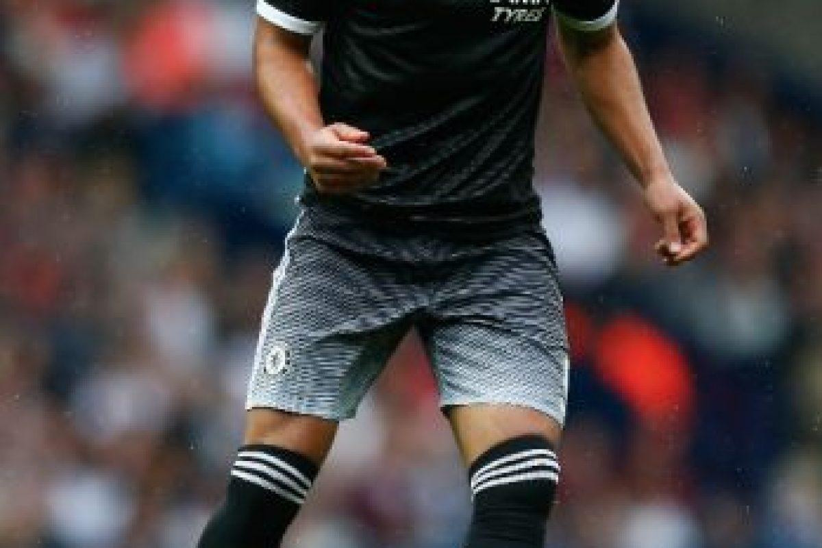Su agente, Jorge Mendes, confesó que la pasó tan mal en el United que derramaba lágrimas. Foto:Getty Images