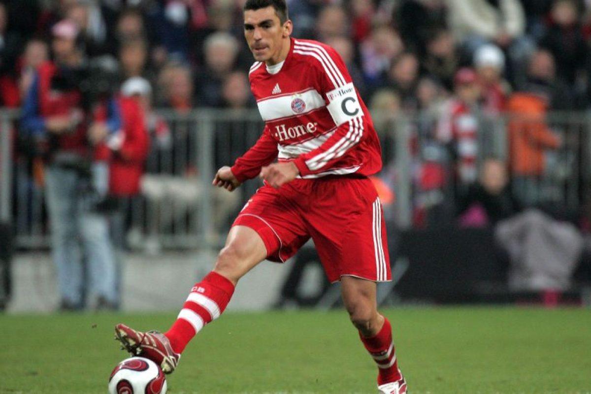 No se llevaron bien en su encuentro en Bayern Múnich y el defensa brasileño optó por dejar a los bávaros. Foto:Getty Images