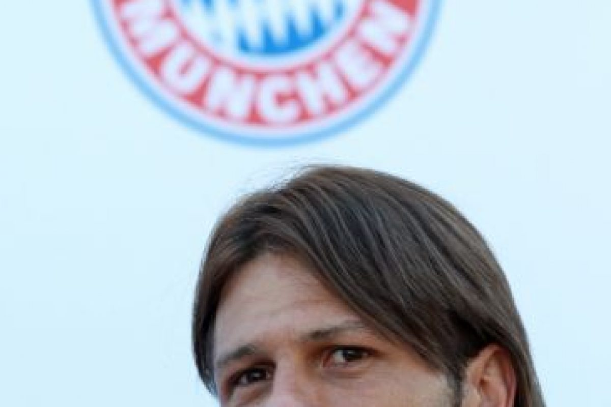 8. Martin Demichelis Foto:Getty Images