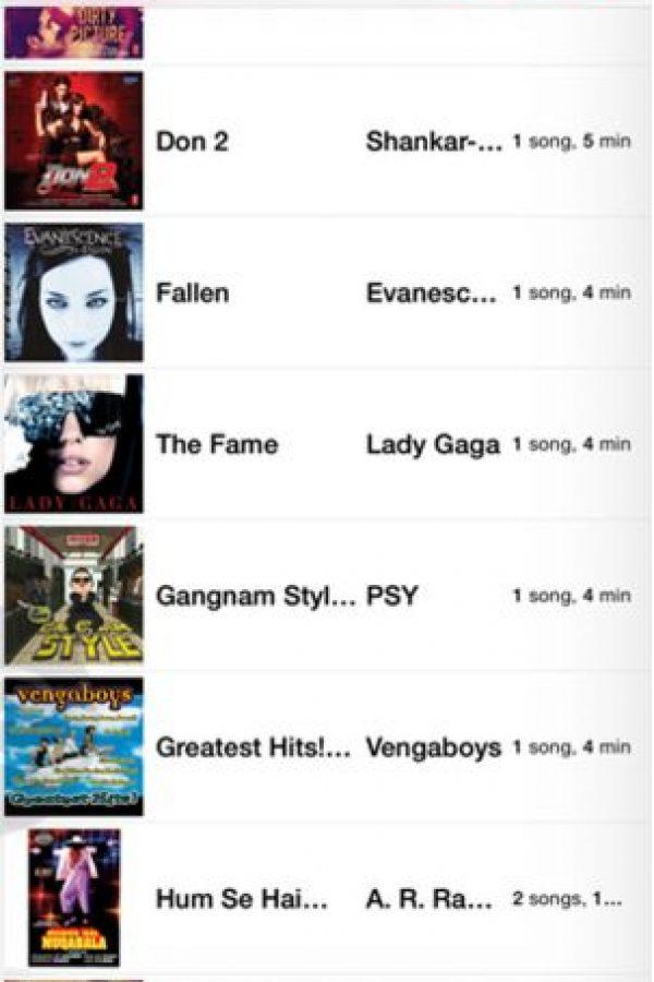 """iTunes Foto:vía """"redmonpie.com"""""""