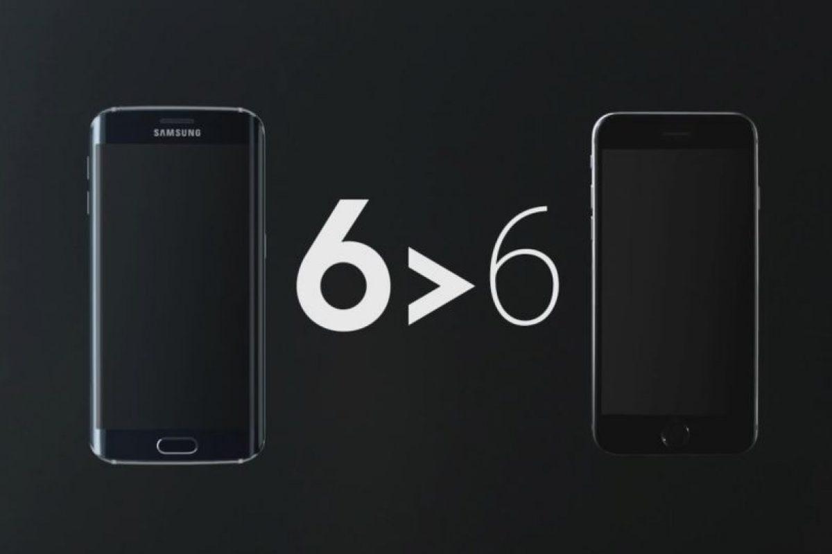 La estrategia publicitaria de Samsung se ha caracterizado por mofarse en sus comerciales de los nuevos dispositivos de Apple Foto:Samsung
