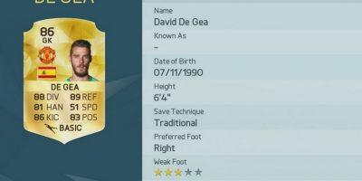 """Los 20 mejores porteros que encontrarán en """"FIFA 16"""""""