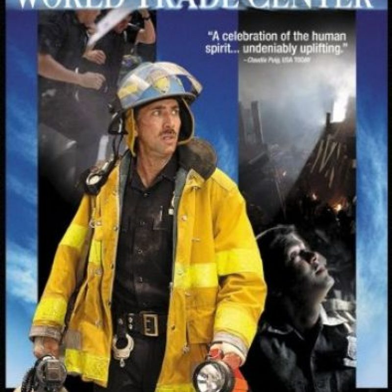 """""""World Trade Center"""" (2006). Dirigida por Oliver Stone, con la actuación de Nicolas Cage. Foto:Webnode.com"""