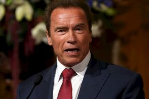 "Arnold Schwarzenegger protagonizó ""Daño Colateral"" Foto: Getty Images"