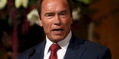 "Arnold Schwarzenegger protagonizó ""Daño Colateral"" Foto:Getty Images"