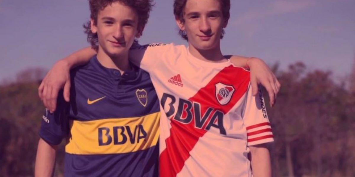 VIDEO. Estos chicos demuestran lo hermoso que es el futbol sin violencia