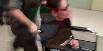 Así es custodiada Roxana Baldetti tras su operación en el Hospital Militar