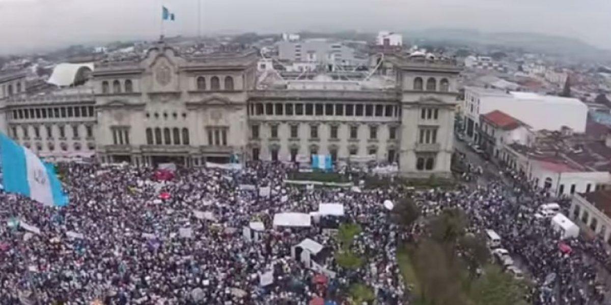 VIDEO. Guatemala celebra más unida que nunca su independencia