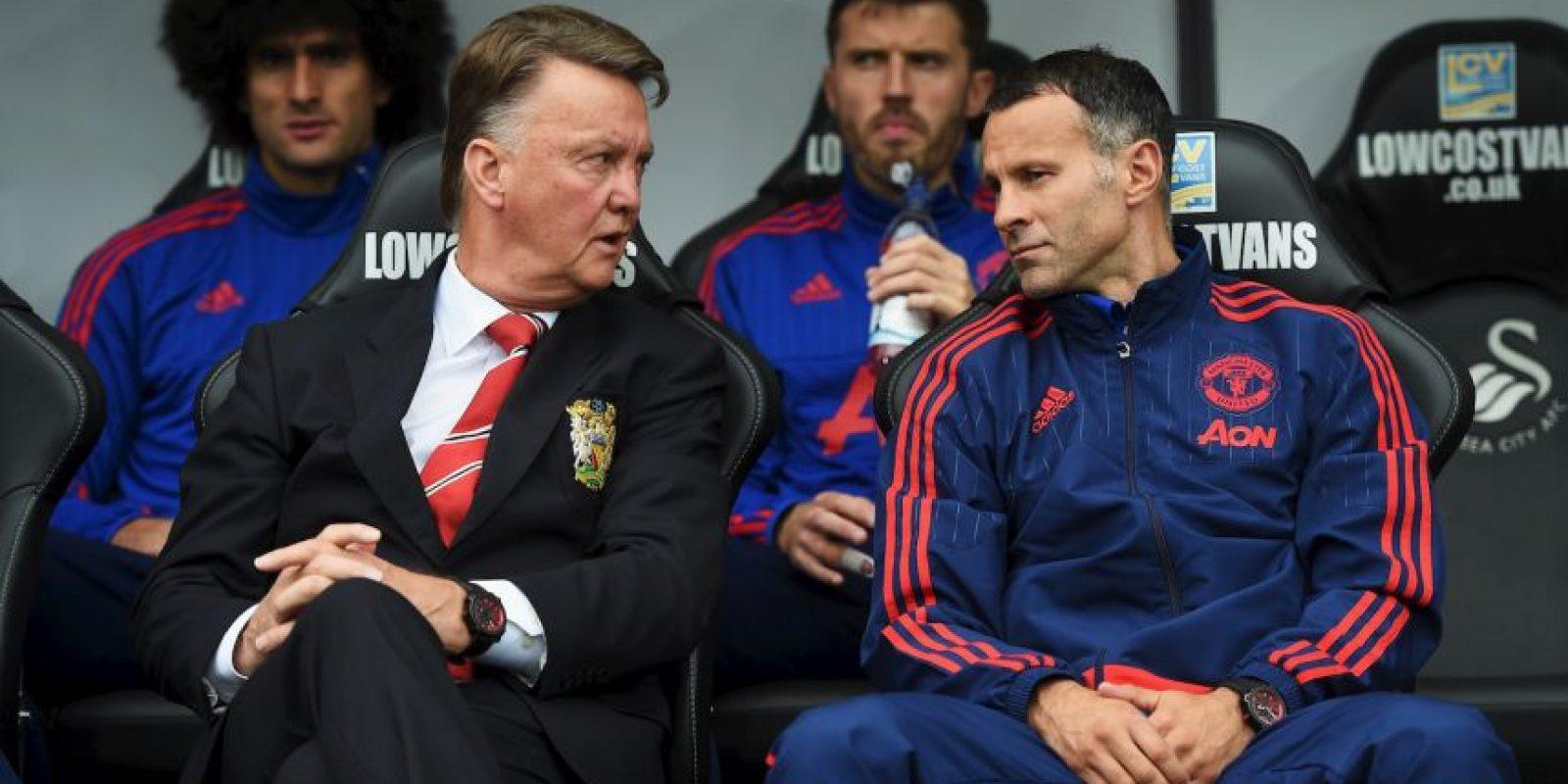 Los pupilos de Van Gaal han tenido un inicio de temporada irregular Foto:Getty Images