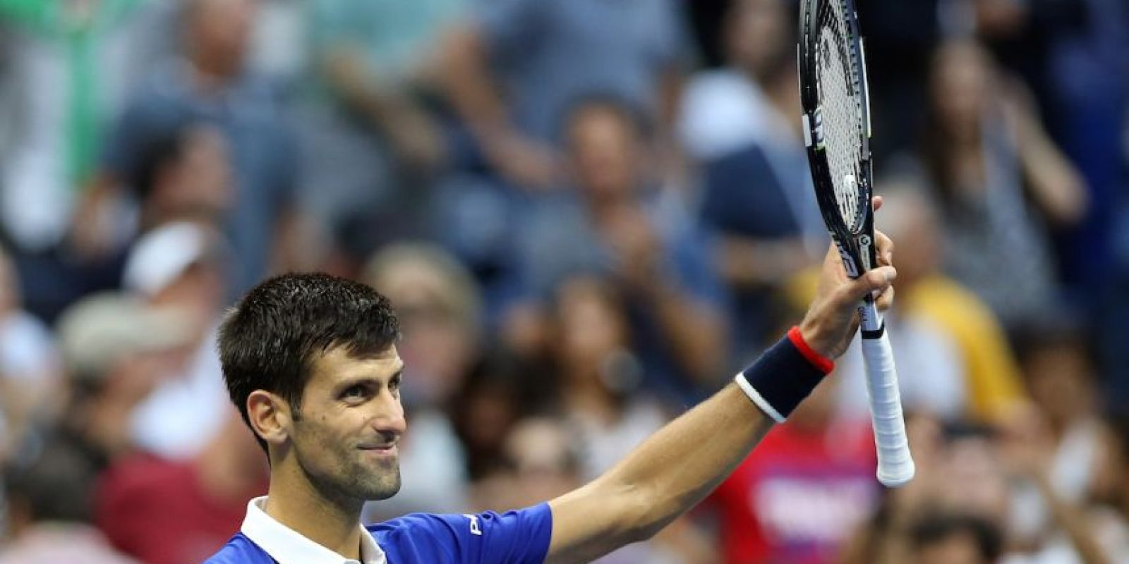 Hombres: 1. Novak Djokovic (Serbia). Foto: Getty Images