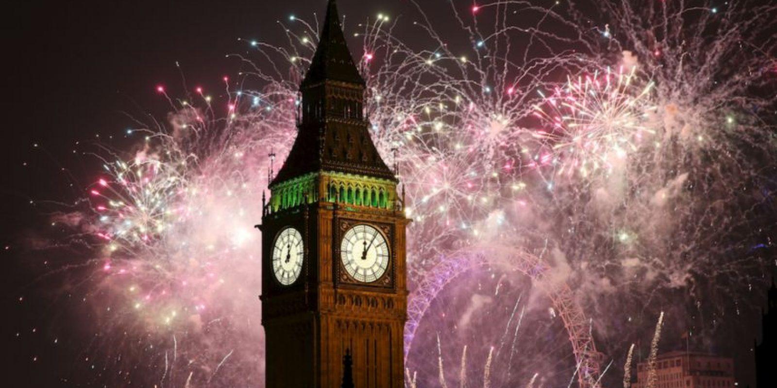 Está ubicado en Londres, Inglaterra, y alcanza los 93 metros de altura Foto:Getty Images