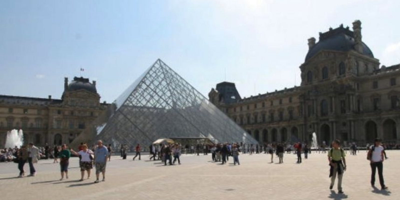 Museo del Louvre Foto: Getty Images