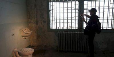 Cárcel de Alcatraz Foto:Getty Images