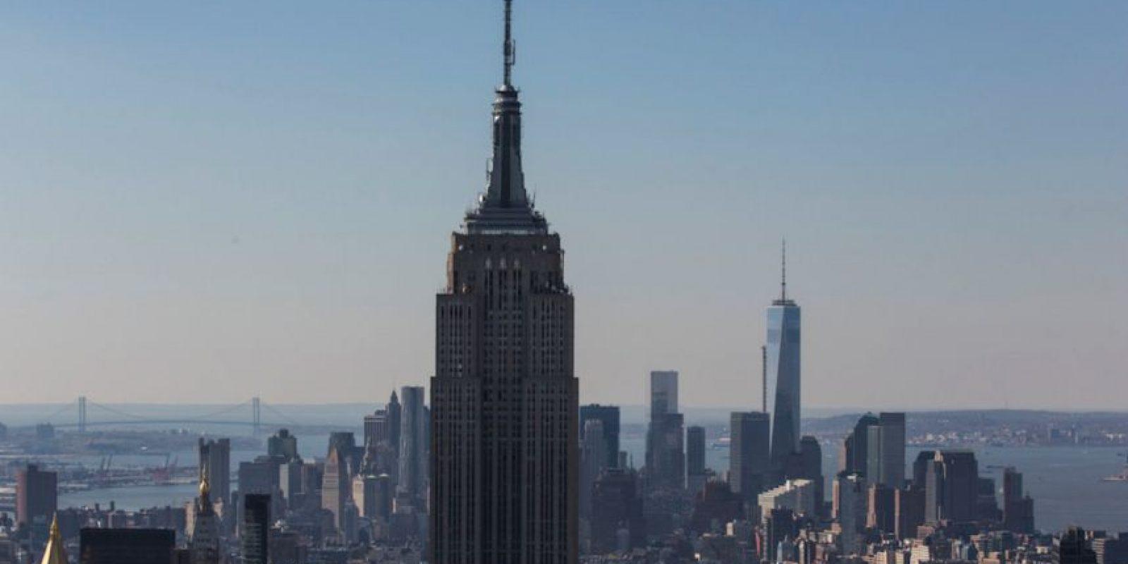 Edificio Empire State Foto:Getty Images