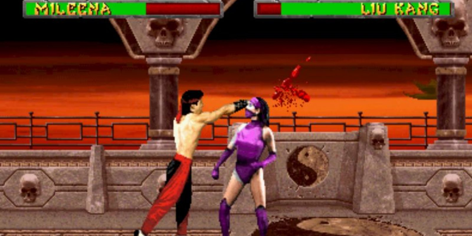 Mortal Kombat II (1993) Foto: Midway / Acclaim