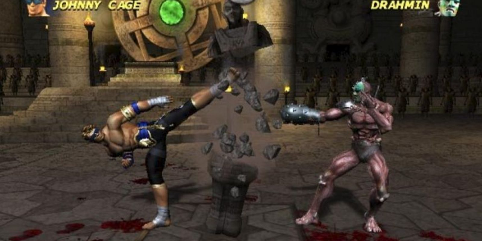 Mortal Kombat: Deadly Alliance (2002) Foto: Midway