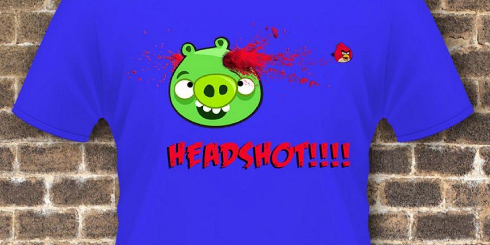 """""""Angry Birds"""" sangriento Foto:Vía """"gameinformer.com"""""""