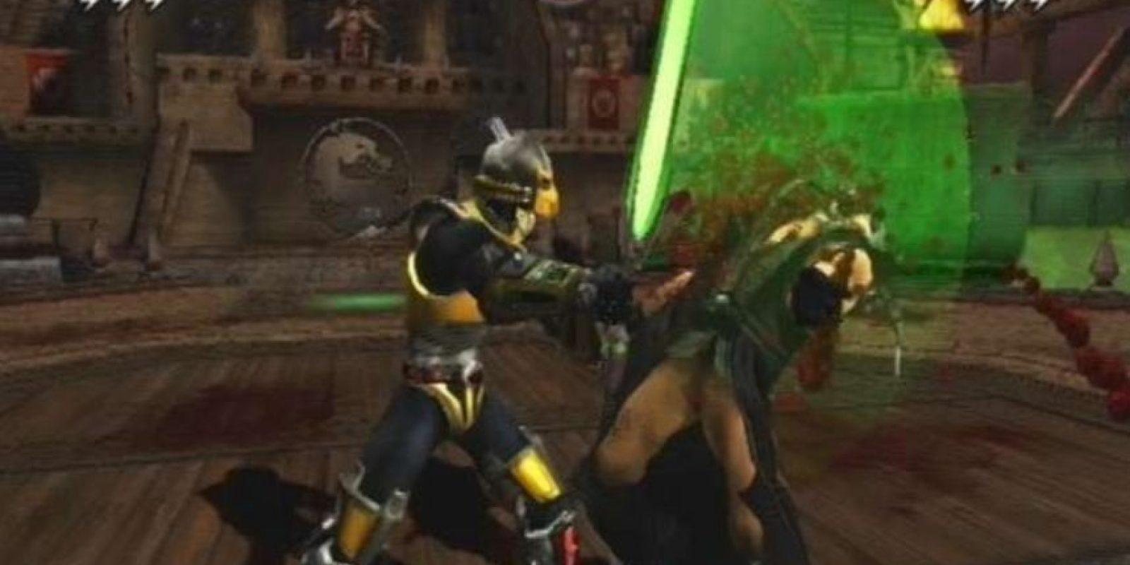 Mortal Kombat: Armageddon (2006) Foto:Midway