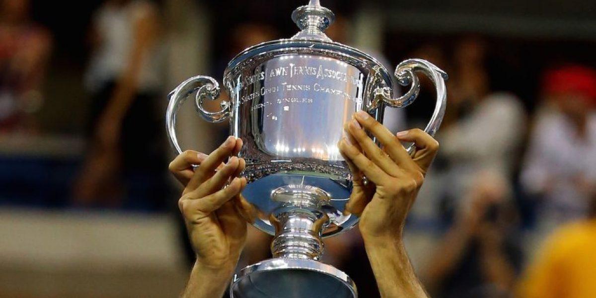 Estas son las finales de la edición 2015 del US Open